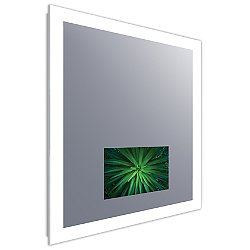 Merveilleux Silhouette Lighted Mirror