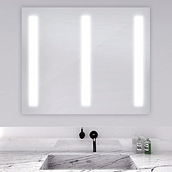 Triple Fusion Lighted Mirror