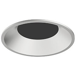 Entra Flangeless Adjustable Round Bevel Shower Trim