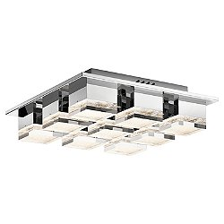 Gorve 9-Light LED Flush Mount Ceiling Light