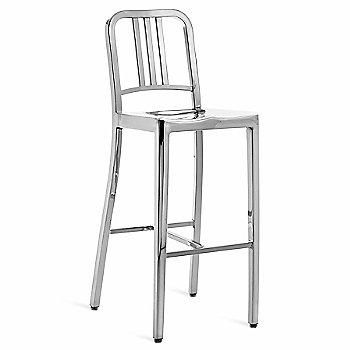 Polished Aluminum finish/ Bar Height