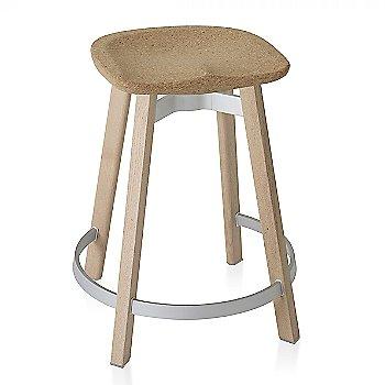 Wood  leg finish/ Counter