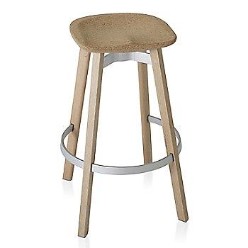 Wood  leg finish/ Bar