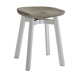 Su Small Stool, Concrete Seat