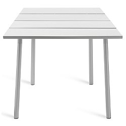Run Table - Clear Anodized Frame