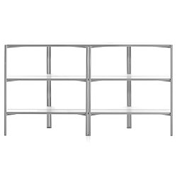 Run Shelf - Clear Anodized Frame