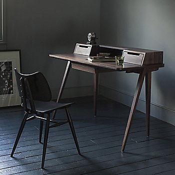 Black pictured with the Treviso Desk (sold separately)