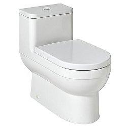Axel One Piece Dual Flush Toilet
