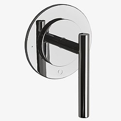 Decibel Two Way Diverter Valve Trim for Thermostatic with Modern Dot and Lever
