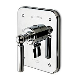 Ludlow Pressure Balance with Diverter Trim and Metal Lever Handle