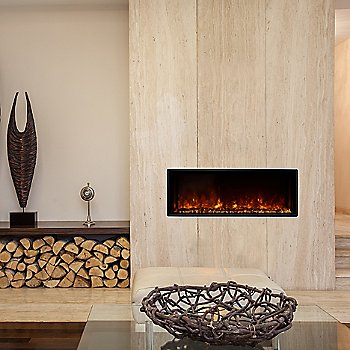 40-inch / Electric Firebox