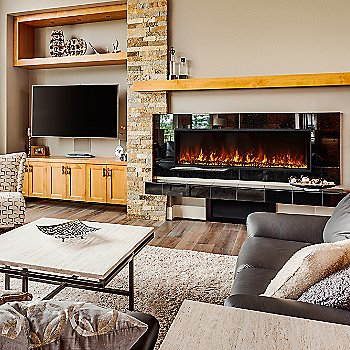 60-inch / Electric Firebox