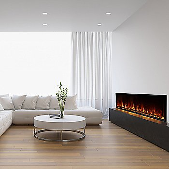 80-inch / Electric Firebox