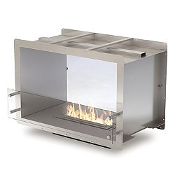 DB Series Double Sided  See Through Firebox