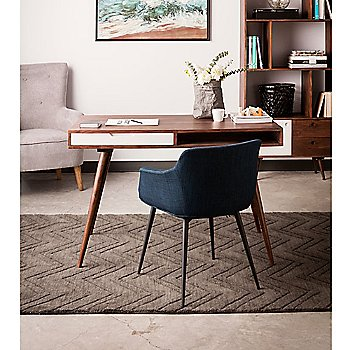 Lifestyle with Blossom Small Bookshelf