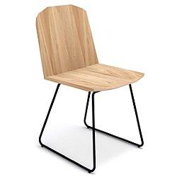 Oak Facette Chair