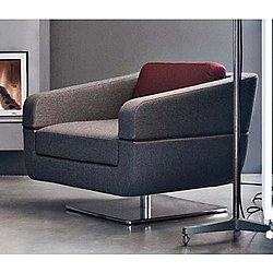 Dune Swivel Armchair