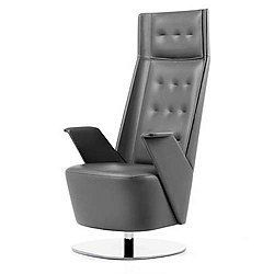 Embrace Lounge Chair, High Backrest