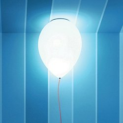 T-3052 Balloon Ceiling Light (Incandescent) - OPEN BOX RETURN