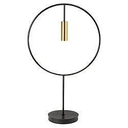 Revolta Table Lamp by Estiluz (Satin Gold) - OPEN BOX RETURN