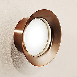T-3410L Maine Small LED Ceiling Wall Light (Copper) - OPEN BOX RETURN