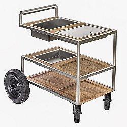 Henri Food Cart