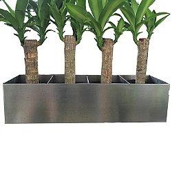 Amelie 4 Box Planter Rack