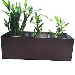Amelie 3 Box Planter Rack