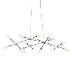 Ancona LED Linear Suspension Light