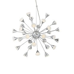 Viterbo LED Chandelier