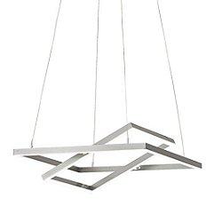 Amara Geometric LED Pendant Light