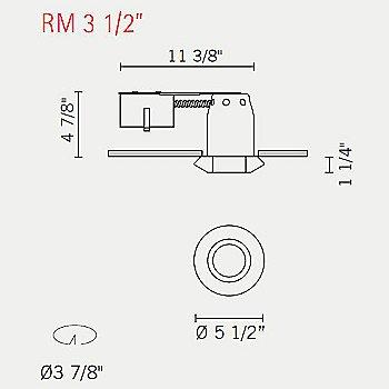 RM schematic
