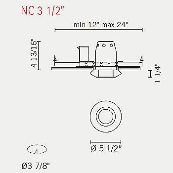 NC schematic