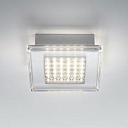 Quadriled Wall / Ceiling Light