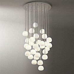 Lumi - Mochi F07A31 Pendant Light