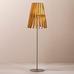 Stick LED Cone Floor Lamp