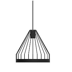 Bird Cage Pendant Lamp