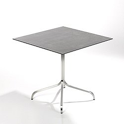 Modena Hinged Bistro Table, Square