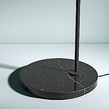 Black Marquina Marble Base
