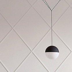 String Light Round Pendant
