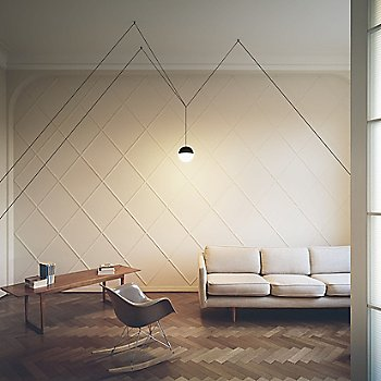 String Light Round Pendant / Use in Room