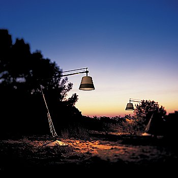 Superarchimoon Outdoor Floor Lamp