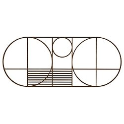 Outline Trivet - Oval