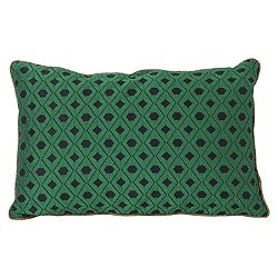 Salon Mosaic Lumbar Pillow