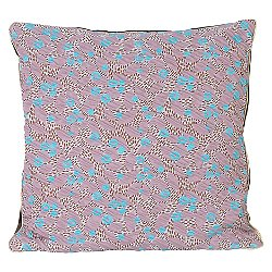 Salon Flower Pillow