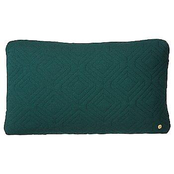 23.63 in x 15.75 in / Dark Green