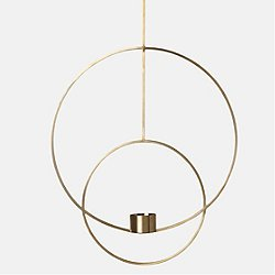 Hanging Tealight- Circular