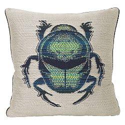 Salon Beetle Pillow