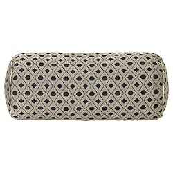Salon Mosaic Sand Bolster Cushion