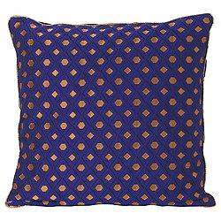 Salon Mosaic Pillow by Ferm Living (Blue) - OPEN BOX RETURN